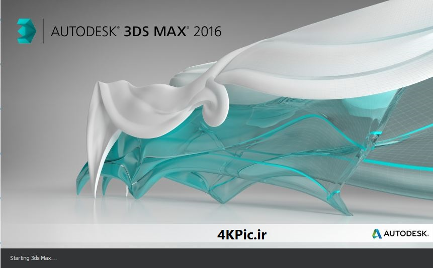 برنامه سه بعدی 3d Max